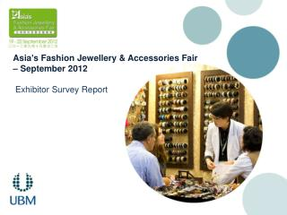 Asia's Fashion  Jewellery  & Accessories Fair  –  September 2012