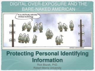 Protecting Personal Identifying Information