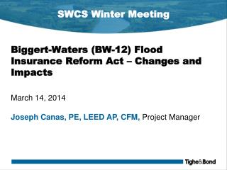 SWCS Winter Meeting