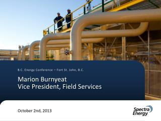 Marion Burnyeat Vice President, Field Services