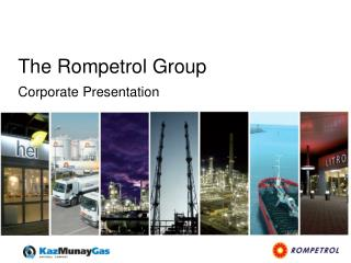 The Rompetrol Group