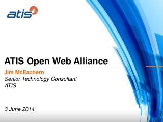 ATIS Open Web Alliance