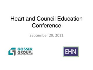 Heartland Council Education Conference