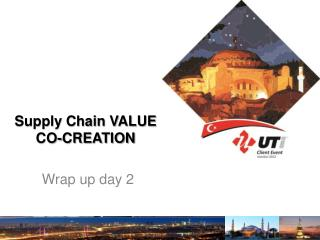 Supply Chain VALUE CO-CREATION