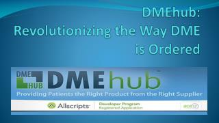 DMEhub : Revolutionizing the Way DME  is Ordered