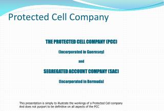 Protected Cell Company