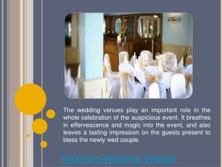 Wedding Packages Wexford