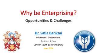 Why be Enterprising?
