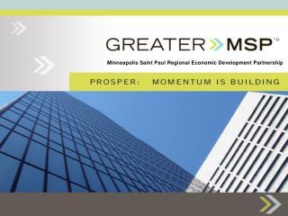 Minneapolis Saint Paul Regional Economic Development Partnership