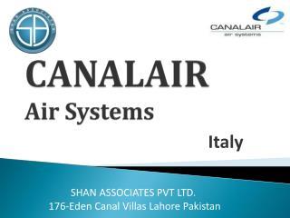 CANALAIR Air  S ystems