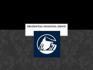 Prudential Financial Group