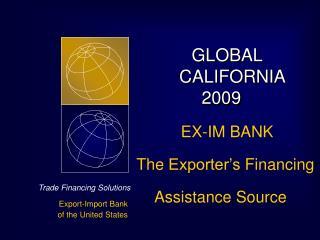 GLOBAL             CALIFORNIA            2009