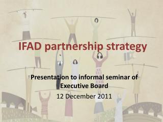 IFAD partnership strategy