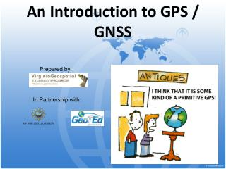 An Introduction  to GPS  / GNSS