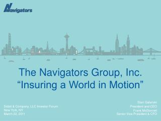 Sidoti  & Company, LLC Investor Forum New York, NY March 22, 2011