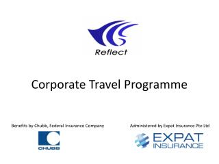 Corporate Travel  Programme