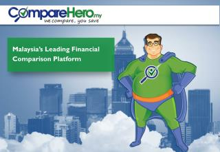 Malaysia's Leading Financial Comparison Platform