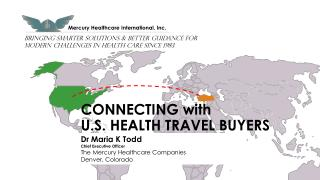 Connecting  with U.S. Health Travel Buyers