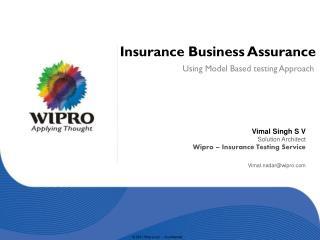 Insurance Business Assurance
