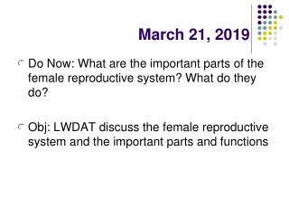 fertilization  development