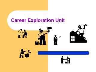 Career Exploration Unit