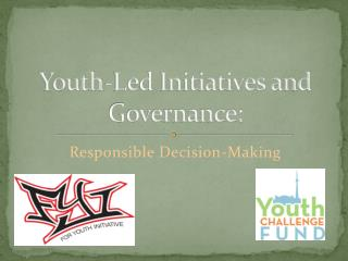 Youth-Led Initiatives and Governance: