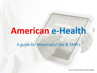 American  e-Health