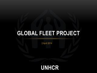 Global Fleet Project
