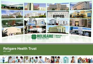 Religare  Health Trust  2013 , June