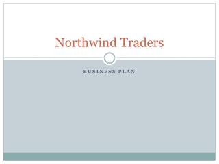 Northwind Traders