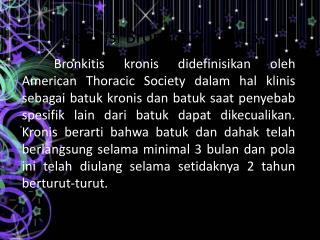 askep bronkhitis akut