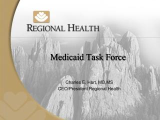 Medicaid Task Force