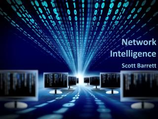 Network Intelligence