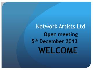 Network Artists Ltd