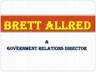 Brett Allred