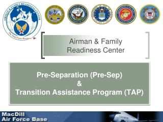Airman & Family  Readiness Center