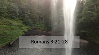 Romans 3:21-28