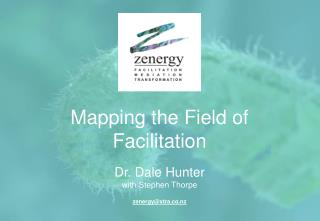 mapping the field of facilitation
