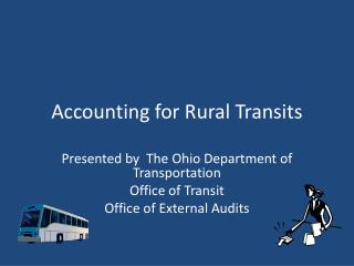 Accounting for Rural Transits