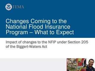 Changes Coming to the National Flood Insurance Program – What to Expect