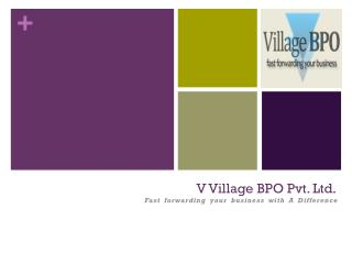 V Village BPO Pvt. Ltd.