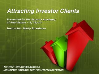 Attracting Investor Clients