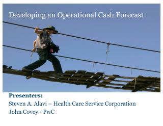 Developing an Operational Cash Forecast