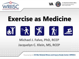 Exercise as Medicine