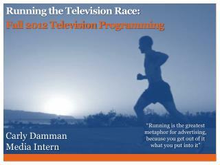 Carly  Damman Media Intern