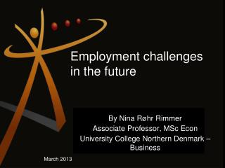 Employment challenges in the future