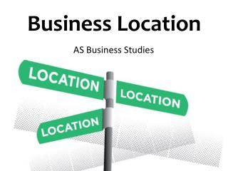 Business Location