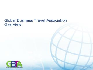 Global Business Travel Association Overview