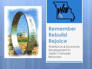 Remember Rebuild Rejoice