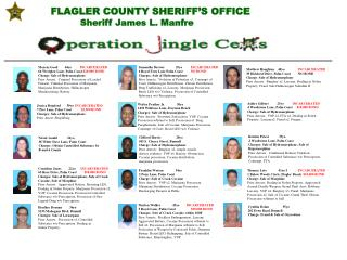FLAGLER COUNTY SHERIFF�S OFFICE